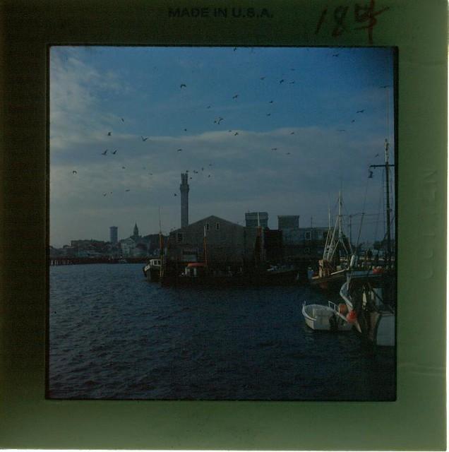 15 (184) Provincetown, Cape Cod C. 1970
