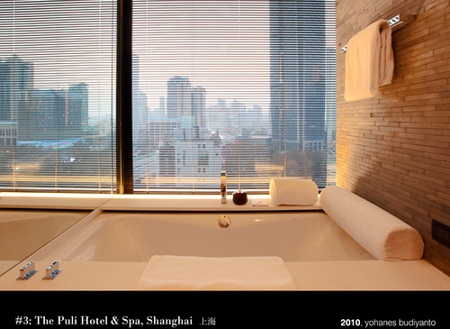 #3: The Puli Hotel & Spa, Shanghai