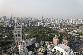 Bangkok - View from Banyan Tree Hotel