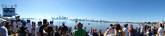 Red Bull Air Race 2010 - South Perth Foreshore Panorama