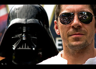 Star Wars Weekends: Ray Park & Darth Vader.... Part II