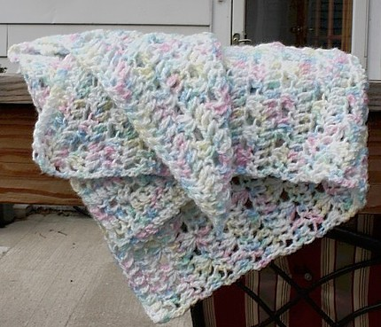 Free Crochet Lap Quilt Patterns :  CROCHET LAP AFGHAN FREE PATTERN