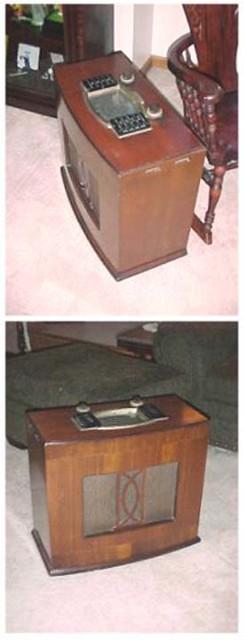Zenith 1942 6S646R Chairside Radio | Nels Olsen | Flickr