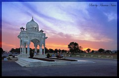 Monument in F9 park, Islamabad