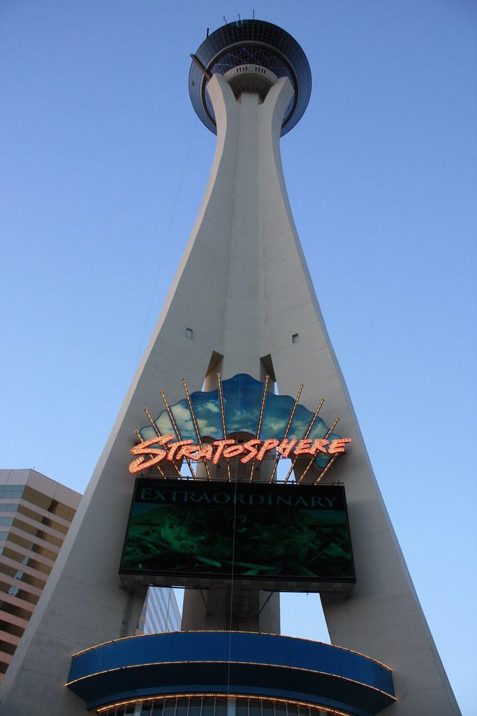 Las Vegas Tower Stratosphere