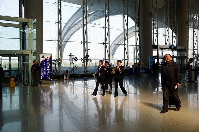 青岛飞机场 | flickr –
