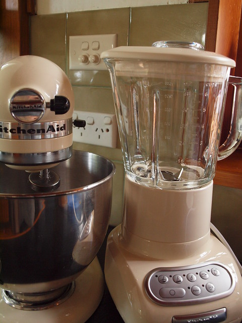 Why I Love My Kitchen Aid And My Thermomix