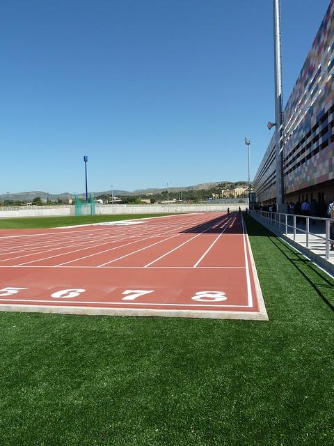 pista d'atletisme