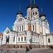 Small photo of Alexander Nevsky Cathedral, Tallinn, Estonia