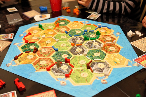 Settlers Of Catan @ P'Moys