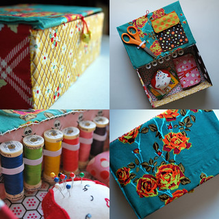 Children's Sewing Kit Collage2