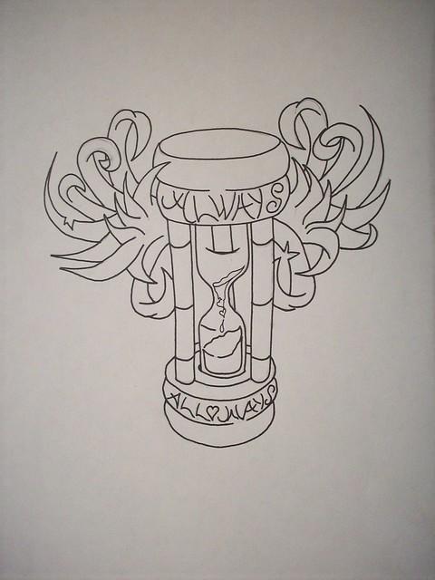 Tattoo Machine Line Drawing : Photo