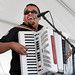 Corey Arceneaux and the ZHP Band at 2010 Zydeco Extravaganza