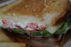 blt, sandwich, meal, lunch, breakfast, ham and cheese sandwich, muffuletta, meat, food, dish,