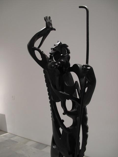 Pablo Gargallo - sculpturePablo Gargallo Sculpture