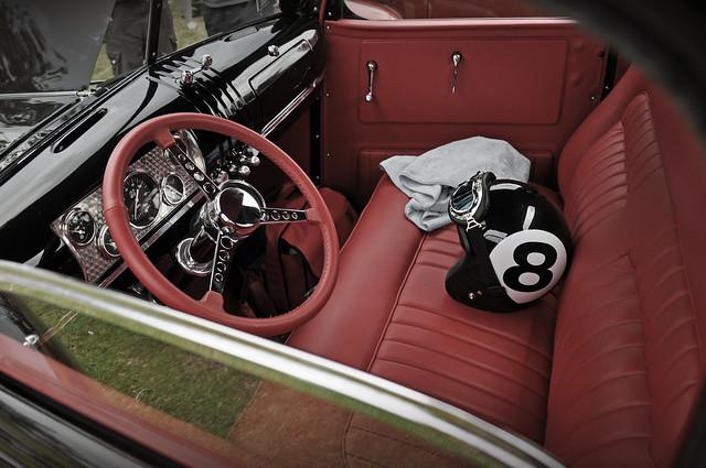 1946 Chevrolet Pickup Street Rod Interior 2010 Nsra Bill Flickr Photo Sharing