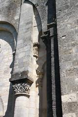 Eglise abbatiale de Marestay à Matha