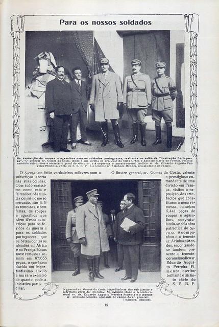 Ilustração Portugueza, Nº 620, Janeiro 7 1918 - 20