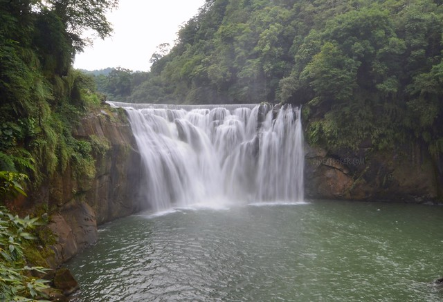 shifen waterfall taiwan itinerary