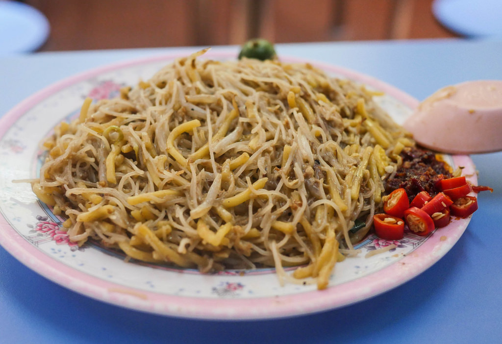 Golden Mile Food Centre: Hainan Hokkien Mee