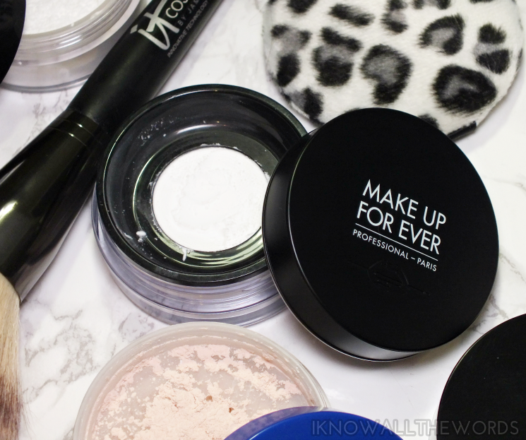 loosely based make up for ever ultra hd microfinishing powder