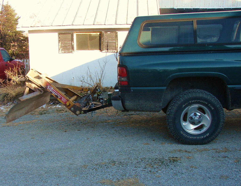 Homemade Tractor Bumper : Dumb or brilliant you decide off topic discussion forum