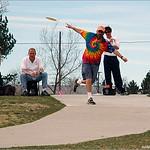 Jay Burghardt at Spring Fling 2005 at Expo Park.