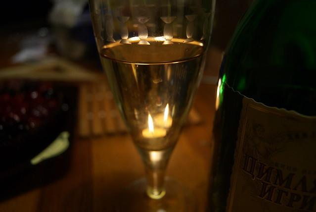 Tsymlyanskoe sparkling wine