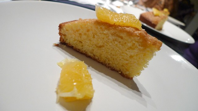 Orange Cornmeal Cake | Flickr - Photo Sharing!