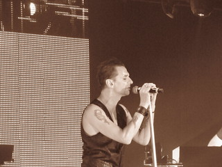 David Gahan (Depeche Mode - Bologna)