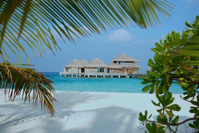 Sunny Side of Huvafenfushi - Maldives-
