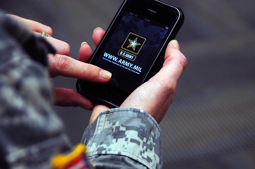 Official Army iPhone app | by The U.S. Army