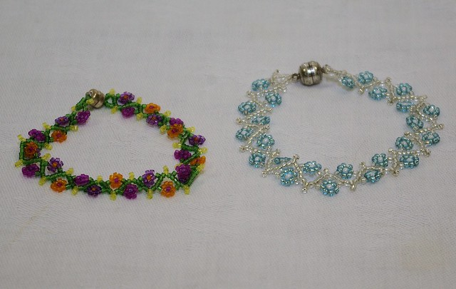 How to Make Bracelets: 6 Free Beaded Bracelet Patterns for