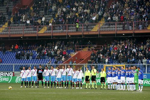 Sampdoria-Catania, precedenti: unico successo etneo nel 1964$