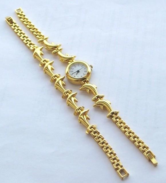 WATCH WITH MATCHING BRACELET « Bracelets: Jewelry