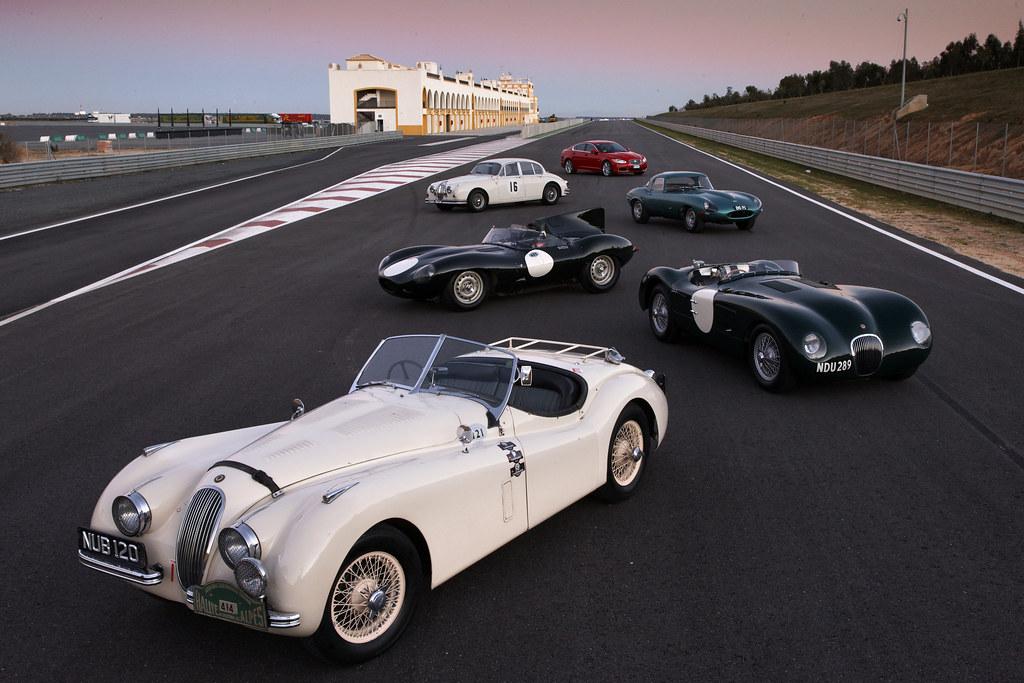 2010 Jaguar XKR & XFR: Spanish Love for British Things