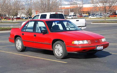 Chevrolet Lumina Euro 3.1