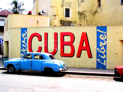Viva Cuba Libre by Andrea Lupos Rumè