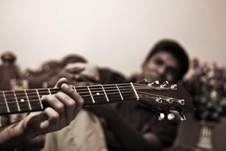 Acoustic dusk