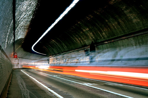Rotherhithe Tunnel By Night #1