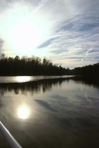 lake clouds northcarolina raleigh wakecounty durantnaturepark osm:way=36896205 dopplr:explore=o1k1 foursquare:venue=181501 lakenumberone