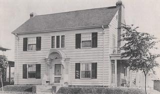 1957 Chelsea Road in 1918