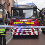 Burger King Fire - Grafton Street