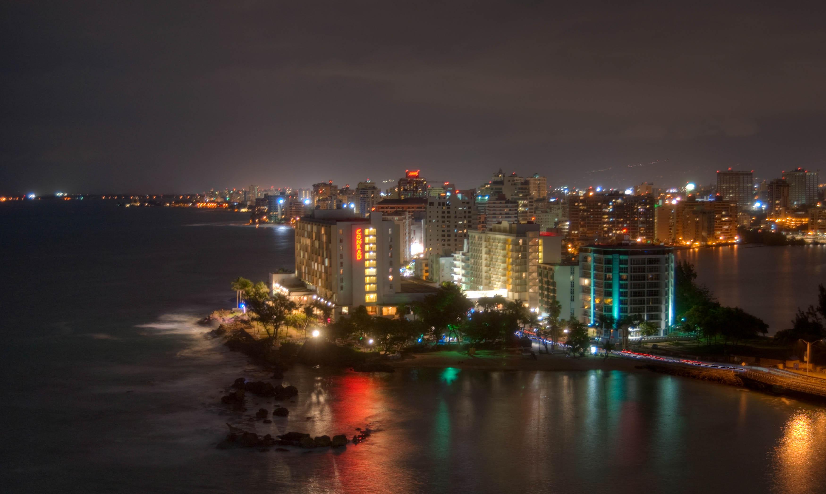 Conrad Hilton San Juan Puerto Rico Conrad Hilton San Juan