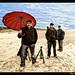 Los guardianes del paraguas by Rafa llanes