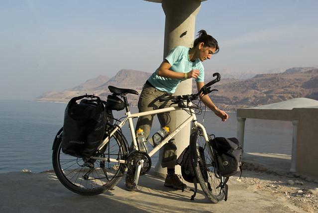 ürdün bisiklet turu