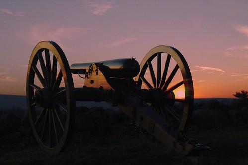 sunset sky color history nationalpark jen dusk pennsylvania jennifer military jenny gettysburg civilwar adamscounty goellnitz cwpt10bf jenpublic jengoellnitz jennifergoellnitz