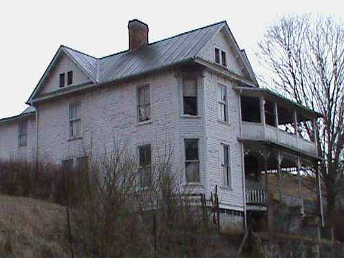 Debusk Mill house