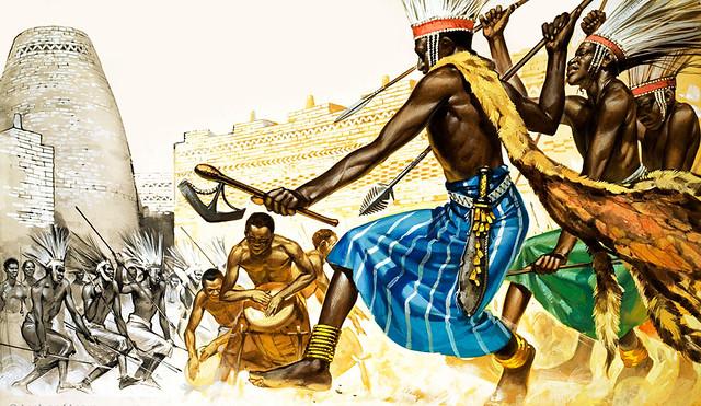 The franco dahomean war