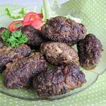 Köfte - türkische Hackfleischröllchen